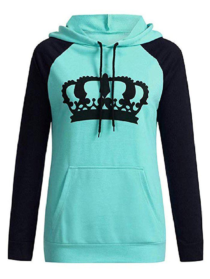 Hoodies manches longues unisexes