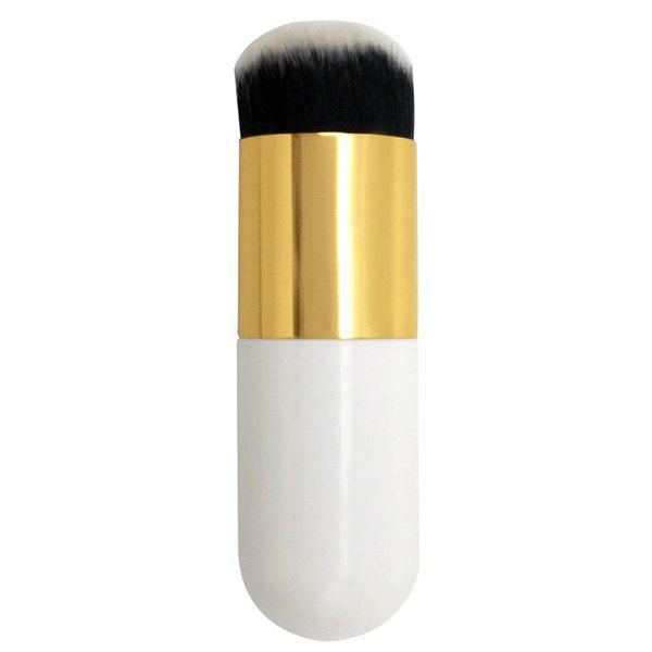 New Man-made Fiber Single Flat Head Foundation Brush