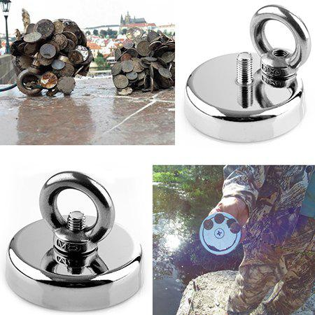 Store N38 D42mm 50KG Powerful Salvage Magnet