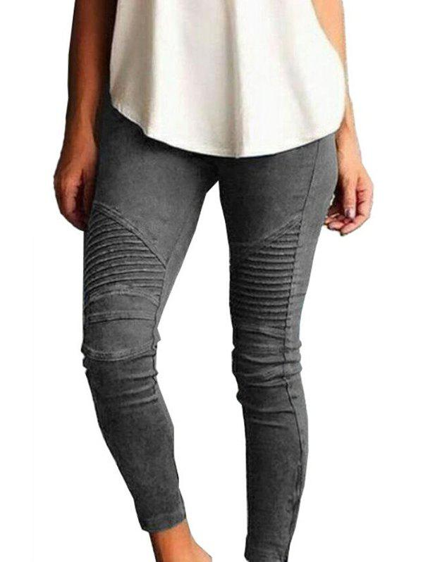 Trendy Fashion Casual Slim Tight Elastic Women's Pants