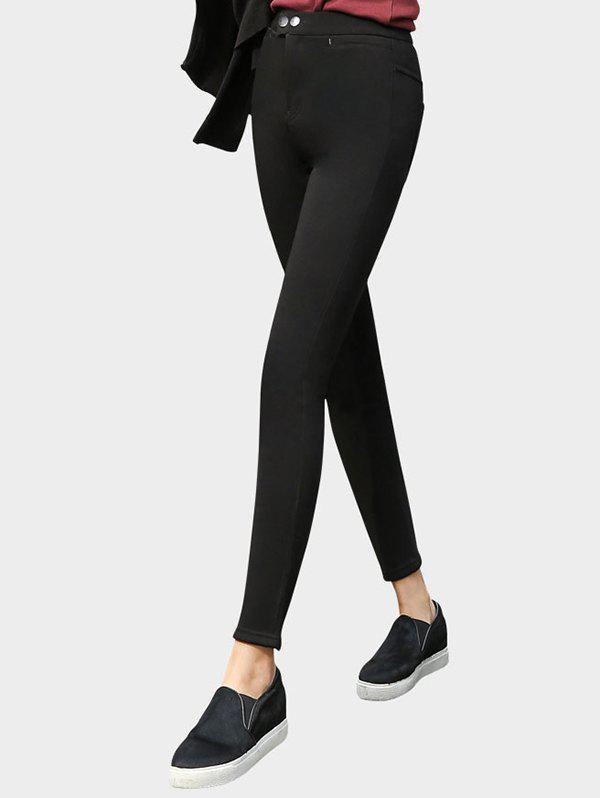 Cheap let's diet Plush Slim Fit Leggings