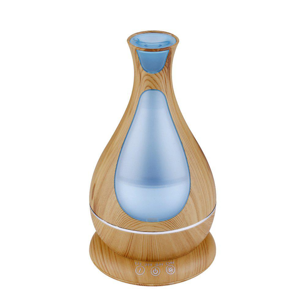 Buy Humidifier Wood Grain Aromatherapy Machine Silent Ultrasonic Oil Diffuser Air Humidifier