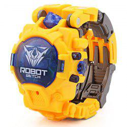 Creative Electronic Watch Deformation Toy for Children -