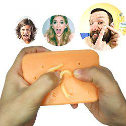 Decompression Artifact Squeezing Acne Toy -