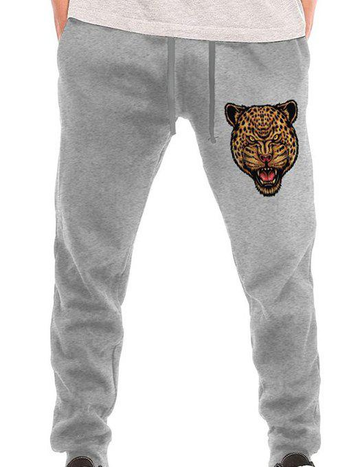 Outfits 11008 Men's Back Pocket Cotton Sweatpants