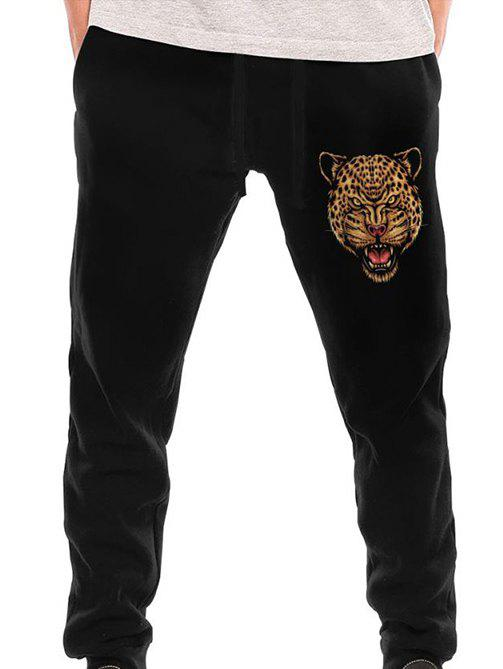 Sale 11008 Men's Back Pocket Cotton Sweatpants