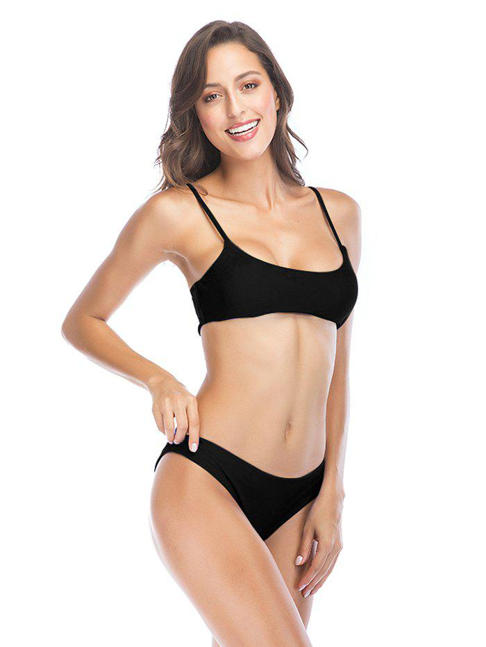 Cheap European and American Split Swimsuit Women
