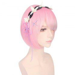 SYJF 026 Cosplay Wig without Hair Accessories -