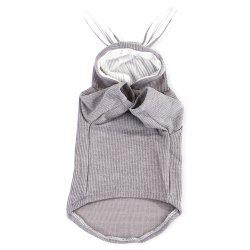 SQB35201 Cute Rabbit Ear Style Pet Sweater -