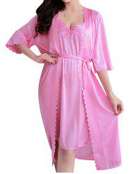 GH - PX003 Female Nightdress Night-robe Home Suit -