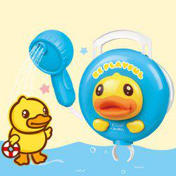 B.DUCK WL - BD008 Children's Electric Bath Shower Toy -