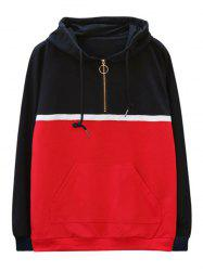 chaolongjushang GH - 8826 Spring Color Matching Hoodies -