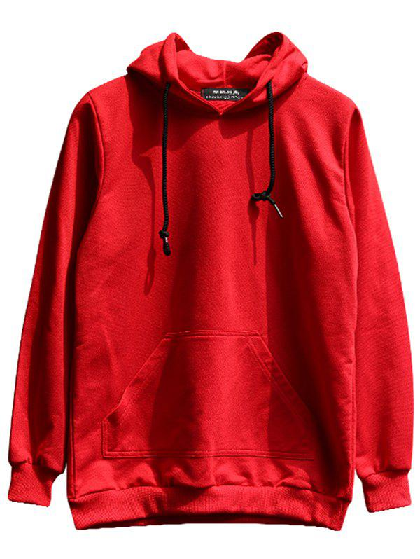 Outfit chaolongjushang GH - 8809 Spring Solid Color Hoodies