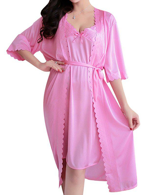 New GH - PX003 Female Nightdress Night-robe Home Suit