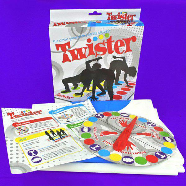 Cheap Educational Toys Adult Table Games Twister Twisted Balance Pad Parent-child Interactive Toys