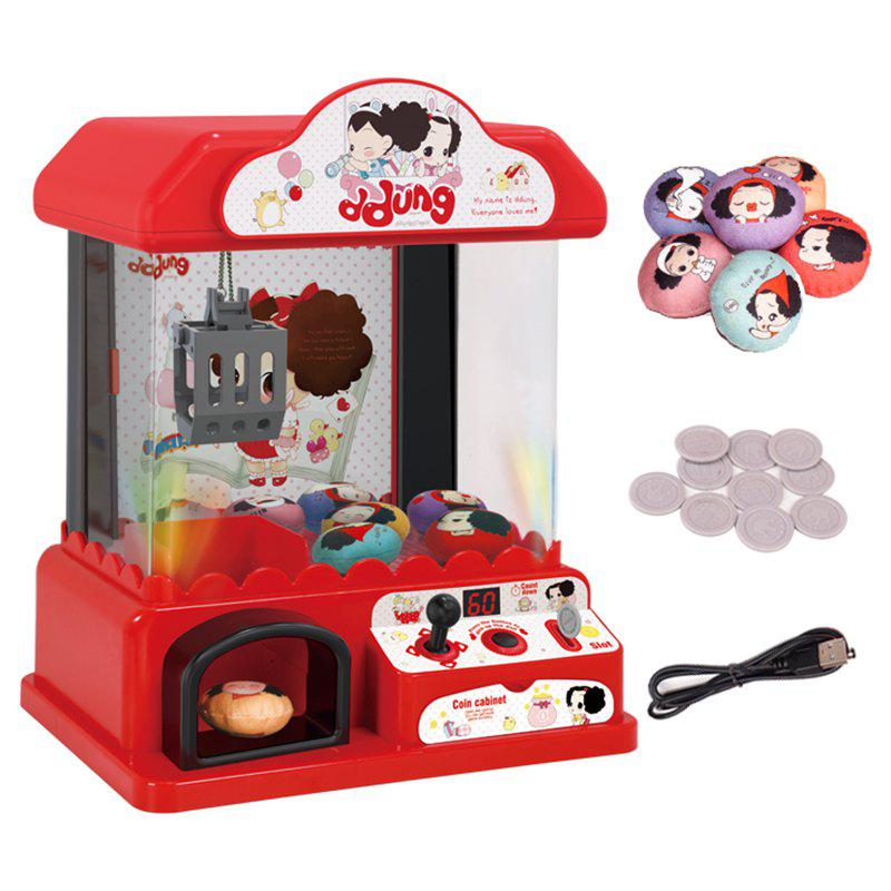 Outfit FDE510 Mini Catching Doll Game Machine