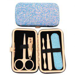 High Quality Flash Ladies Travel Manicure Set -