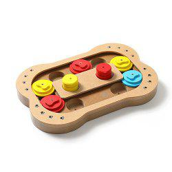 SQ080 Plastic Turntable Toy for Pet -