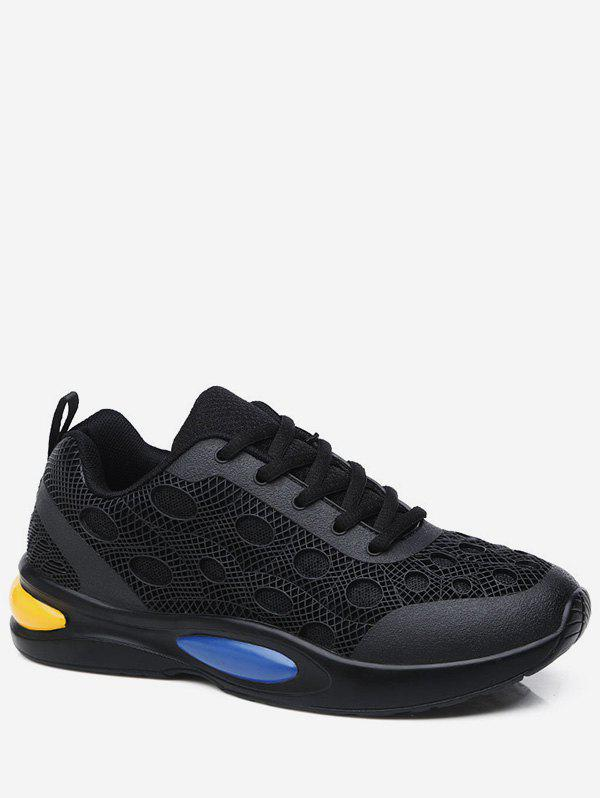 Sale Round Dot Breathable Running Sneakers