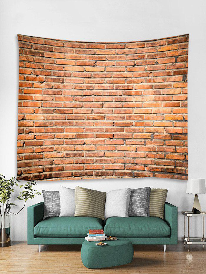 Discount Brick Wall Tapestry Art Decoration