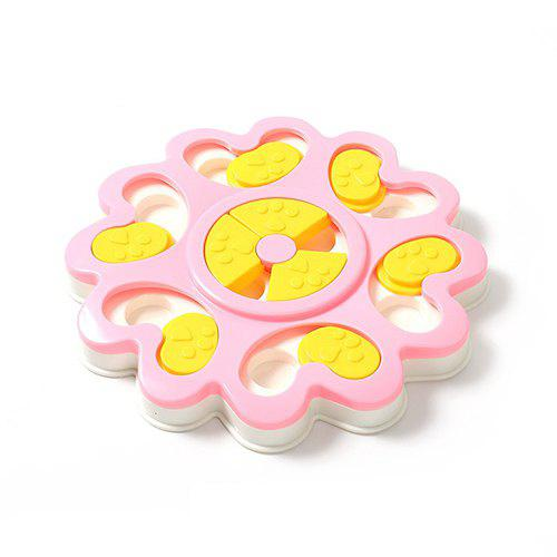 Buy SQ080 Plastic Turntable Toy for Pet