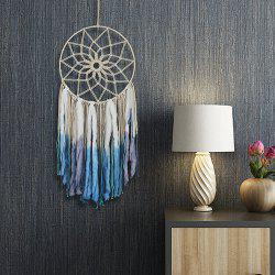 Woven Cotton Tassels Fashion Tapestry -