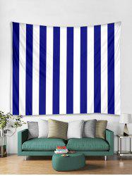Striped Printed Tapestry Art Decoration -