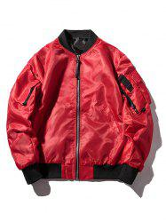 Men's Personality Fashion Casual Sports Jacket -
