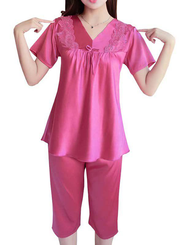 Affordable GH-YX705 Women's Comfortable Pajama Set