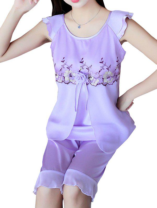 Outfits GH - YX824 Women's Fashion Comfortable Pajama Set