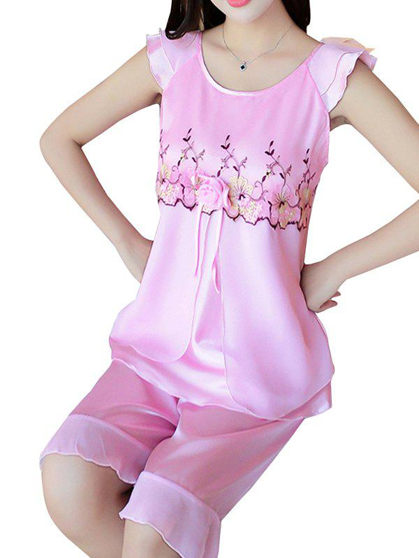 Shop GH - YX824 Women's Fashion Comfortable Pajama Set