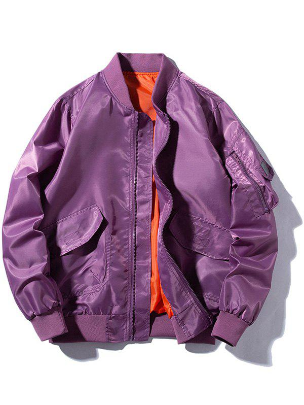 Online Men's Personality Casual Sports Jacket