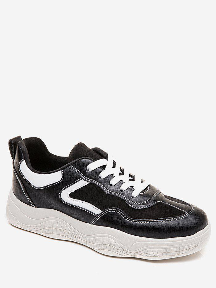 Buy Lace Up Patch Skate Shoes