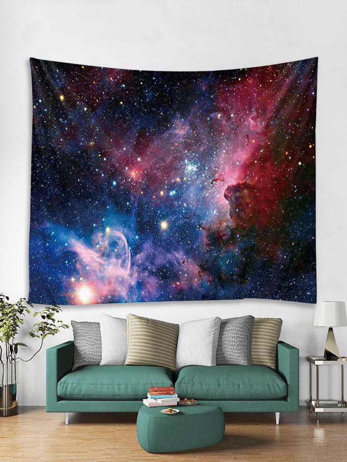 Fancy Starry Sky Printed Tapestry Art Decoration
