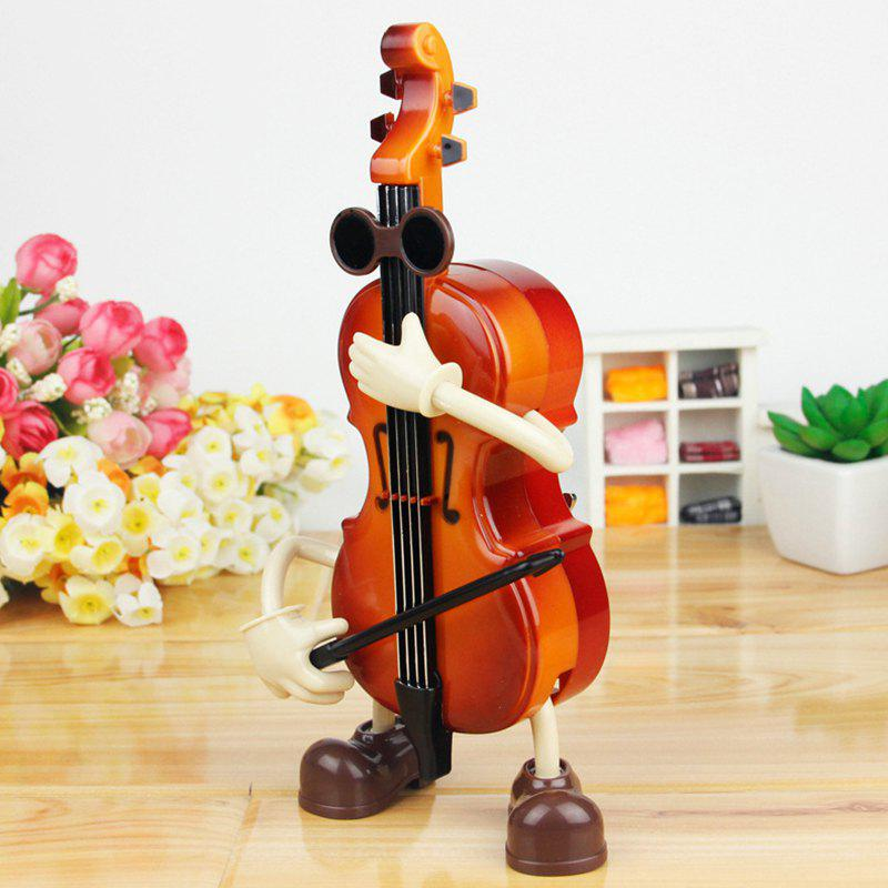 Chic Swing Cello Lads Music Box Crafts