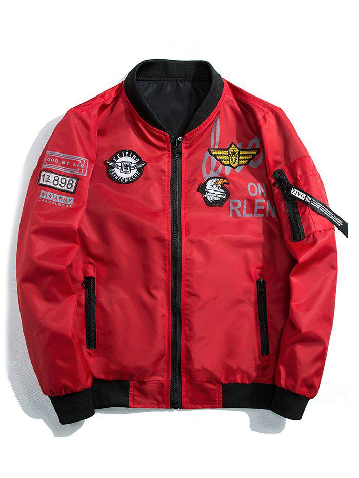 Latest Men's Fashion Casual Personality Jacket