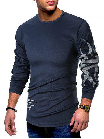 a374ced626f5d Long Sleeve T Shirts For Men - Free Shipping