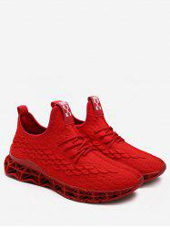 Lace Up Lightweight Running Sneakers -