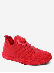 Lace Up Low Top Athletic Sneakers -