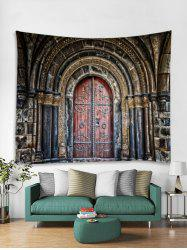 Palace Door Print Tapestry Wall Hanging Decoration -