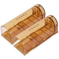 Fashion Easy Use Plastic Mouse Cage -