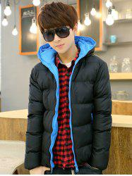 Men's Fashion Casual Hooded Parka -