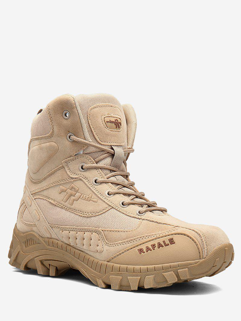New Lace Up Outdoor Combat Boots