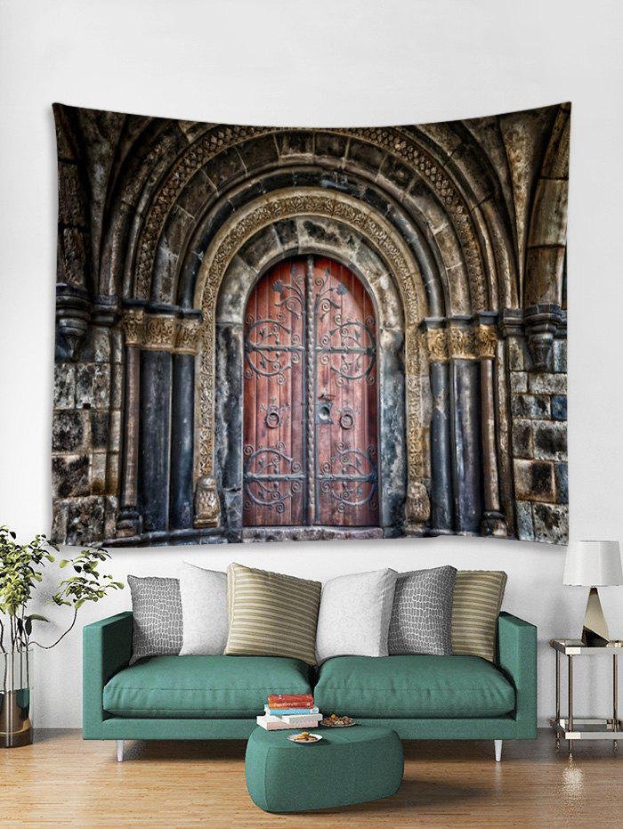 Store Palace Door Print Tapestry Wall Hanging Decoration