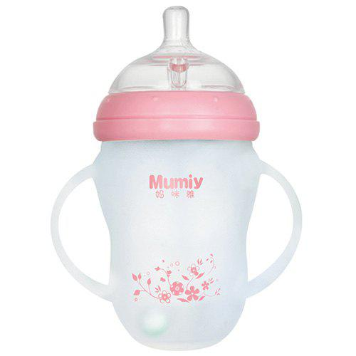 Shops MUMIY MMY - 1005 Automatic Wide Mouth Silicone Nursing Bottle