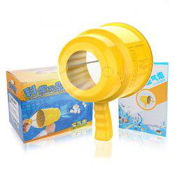 Novel Creative Air Cannon Tricky Toy -