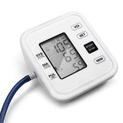 LZX - B1681 Upper Arm Style Electronic Blood Pressure Monitor -