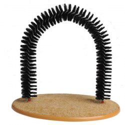 Arched Pet Scratching Itch Massage Brush -