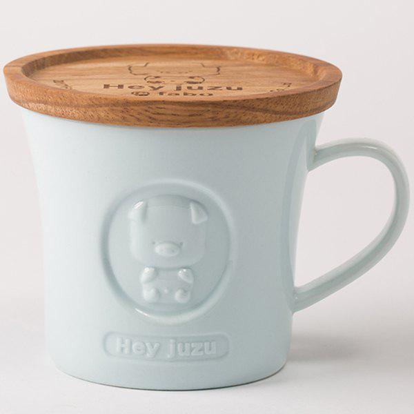 Fancy HEYJUZU P903 - 400ml V-shaped Ceramic Cup