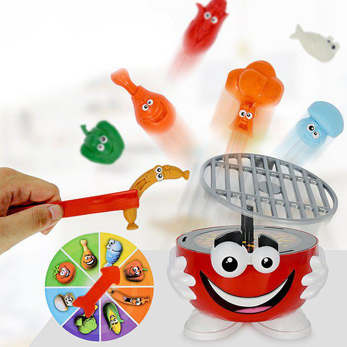Outfit Barbecue Party Tricky Toy Set